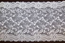 wide lace ribbon stretch lace trims wide