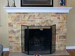 stone fireplace mantels birmingham 25 stone fireplace ideas for