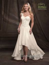 wedding dresses for less budget tea length wedding dress saveonthedate