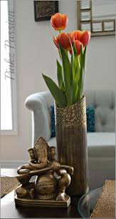 Indian Home Decor Blog Like This Look With Ganesha And Hanging Lamps Decor Pinterest