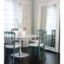 Eero Saarinen Table Tulip Marble Dining Table 100cm Aluminium Interior Secrets