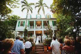key west destination wedding key west audobon house wedding floridian social