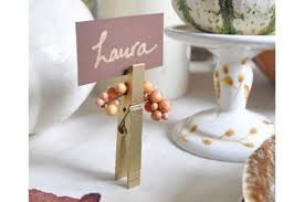 Table Place Cards by Thanksgiving Place Cards To Diy This Holiday Reader U0027s Digest