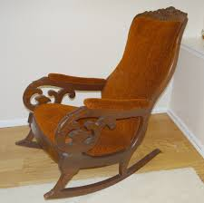 Old Rocking Chair Old Fashioned Rocking Chairs Home Design