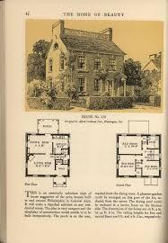 House Plans Architect 257 Best House Plans 1900 1930s Images On Pinterest Vintage