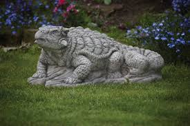 ankylosaurus dinosaur statue large garden ornament s s shop