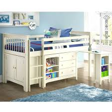 desk berg furniture play and study loft bed with computer desk