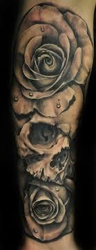 black abd skull tattoos aol image search results