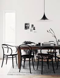 16 classic u0026 chic thonet bentwood chairs for the dining room