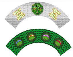 163 ninja turtle printables images ninja