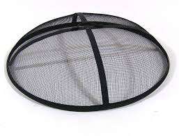 Outdoor Firepit Cover Inch Replacement Spark Pit Screen