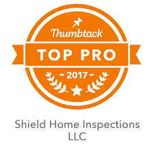 home inspection logo design who we are shield home inspections llc shield home
