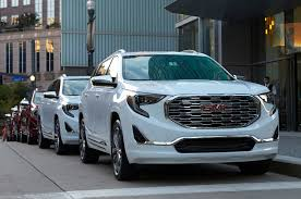 2018 gmc terrain white 2018 gmc terrain reviews and rating motor trend