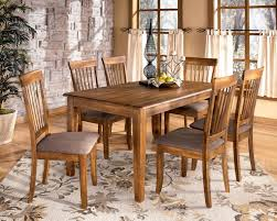 ashley dining room chairs dining table ashley mestler 5pc dining set berringer extendable