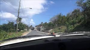 nevis road trip a drive around the island youtube