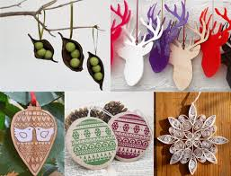 handmade tree ornaments mollie makes