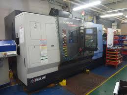 doosan puma mx2100st fanuc 31i control 2010 1st machinery