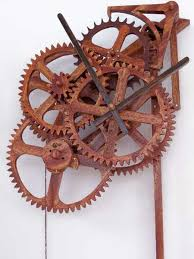wooden clock want to make your own wicked looking mechanical