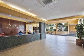 Wohnzimmerm El Ums Eck Hotel Best Alcazar Spanien La Herradura Booking Com