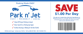 offer discounts and promo codes park n jet coupons promo codes salt lake city airport slc