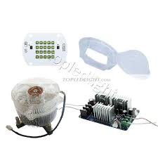 Cree 100 Watt Led Light Bulb by 100w White Cree Xpg Led 12v 24v Led Driver Lens Lens Base Heatsink
