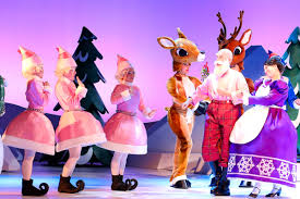 rudolph the musical the original television classic comes to life