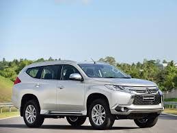 mitsubishi pajero sport 2017 2016 mitsubishi pajero sport news reviews msrp ratings with