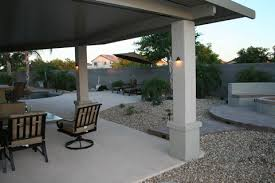 Stucco Patio Cover Designs Patio Cover Columns With Lights Note The Bottom Of Column