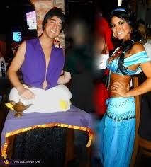 Barbie Ken Halloween Costume Aladdin U0026 Jasmine Couples Halloween Costume Photo 2 3