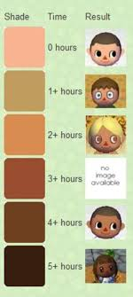 acnl hairstyle guide acnl hair color guide hairstyles ideas