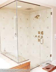 the difference between frameless showers framed showers and semi semi frameless shower