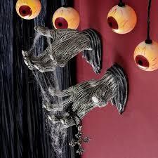 zombie hands halloween skeleton walking dead witch wall decor