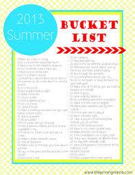 summer bucket list summer ideas and summer activities for kids