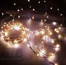 starry lights 40 ft 240 leds soft warm white led