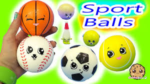 dollar tree diy shopkins season 5 inspired big sports balls easy