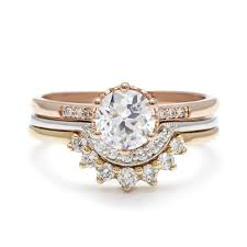 engagement ring ideas stacked wedding ring styles that ll leave you breathless mon