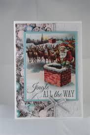 kaisercraft silver bells 23 24 25 the last u2026 christmas cards