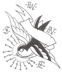 swallow tattoo designs bird tattoo designs compass tattoo