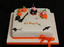 peppa pig halloween cake gallery cake pictures