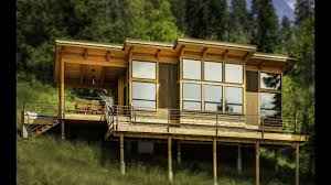 Small Lake Cottage House Plans Timbercab A Timber Cabin Overlooking Lake Pend Oreille In Idaho