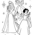 disney princess christmas coloring pages coloring pages kids