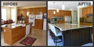 how to make an island for your kitchen southwest granite rocks make your kitchen appear larger and