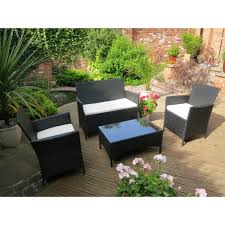 Rattan Patio Furniture Sets by 4 Piece Rattan Patio Set Jbwdhuu Cnxconsortium Org Outdoor