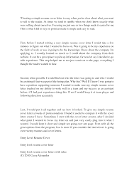 templates microsoft word homey design simple cover letter for