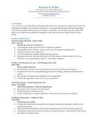 Good It Resume Examples by Richard R Kohls Resume 2015