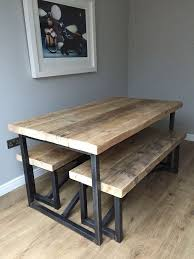 Wisconsin Furniture Company Twin Pedestal Table Best 25 Reclaimed Wood Dining Table Ideas On Pinterest Dinning