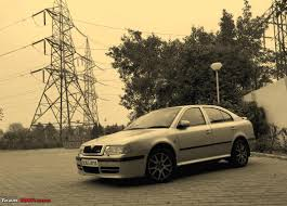skoda octavia vrs 12 2004 diamond grey update 54000 kms