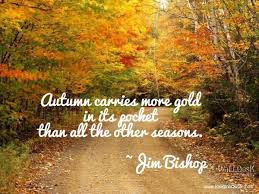 the season of gold 7 beautiful quotes about the fall season