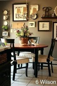 dining room wall decorating ideas rustic dining room wall easy craft ideas