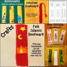 karima u0027s crafts islamic bookmarks 30 days of ramadan crafts